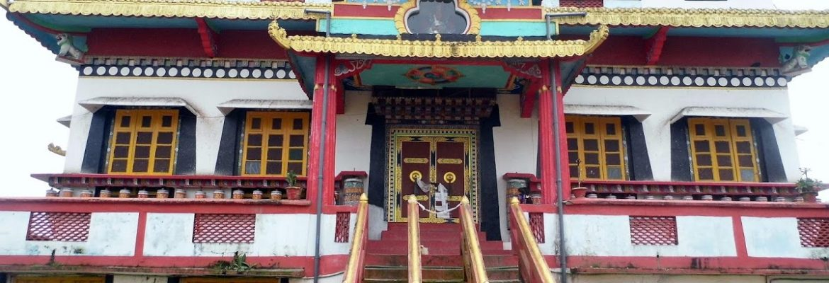 Durpin Monastery, West Bengal, India