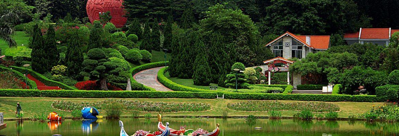English Garden,Munich, Germany