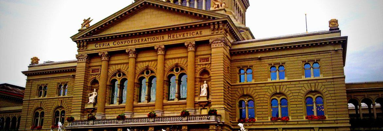 The Parliament Federal Building,Bern, Switzerland