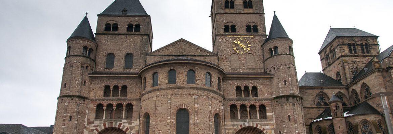 Trier Saint Peter's Cathedral, Unesco Site, Trier, Germany