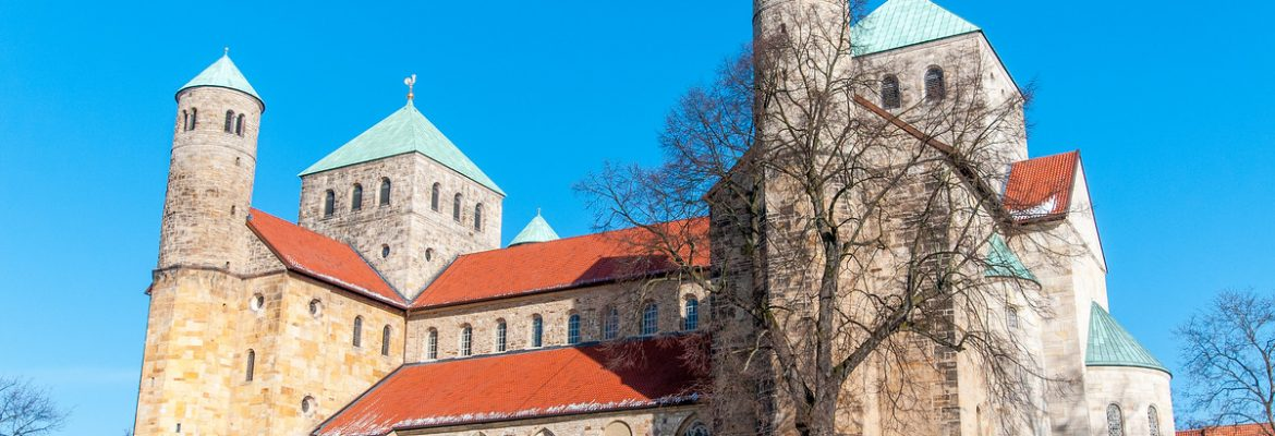 St. Mary's Cathedral, Unesco Site, Hildesheim, Germany