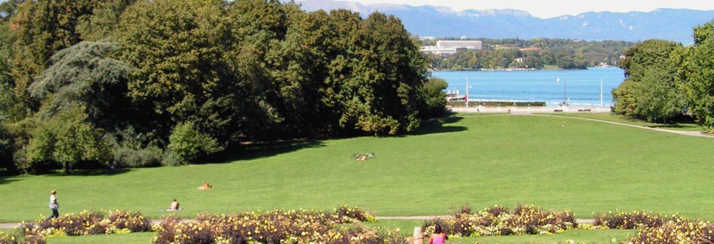 Parc de la Grange,Genève, Switzerland
