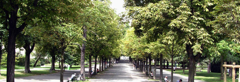 Parc des Bastions,Genève, Switzerland