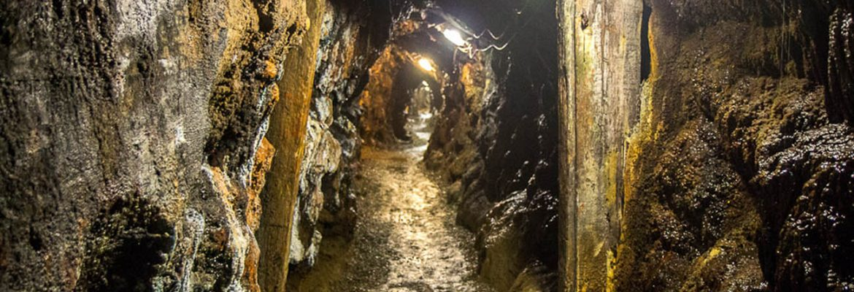 Mines of Rammelsberg, Unesco Site, Goslar, Germany