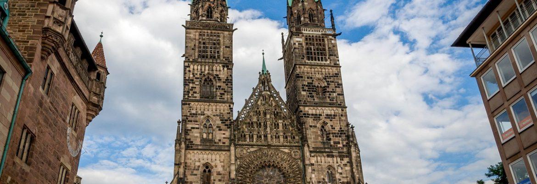 St. Lorenz Church,Nürnberg, Germany