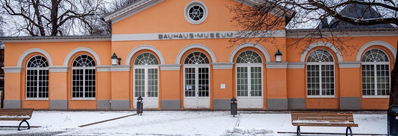 Bauhaus-Museum Weimar, Unesco Site, Weimar, Germany