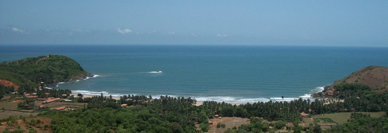 Kudle Beach,Karnataka, India