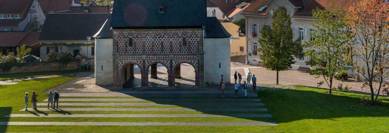 Lorsch Abbey, Unesco Site,Lorsch, Germany