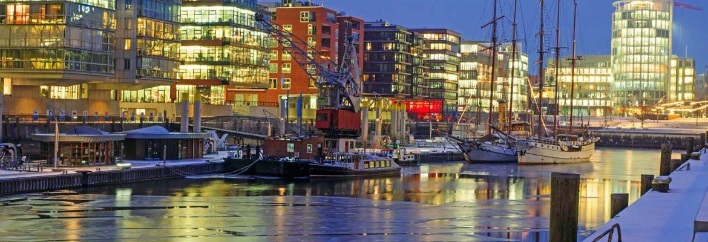 HafenCity,Hamburg, Germany