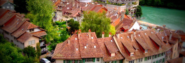 Old City of Berne, Unesco Site,Bern, Switzerland