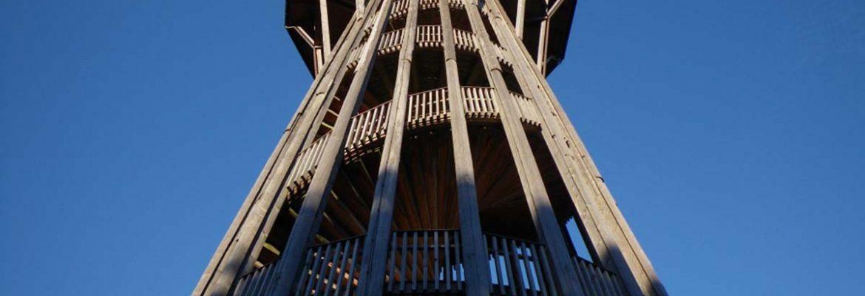 Sauvabelin Tower,Lausanne, Switzerland