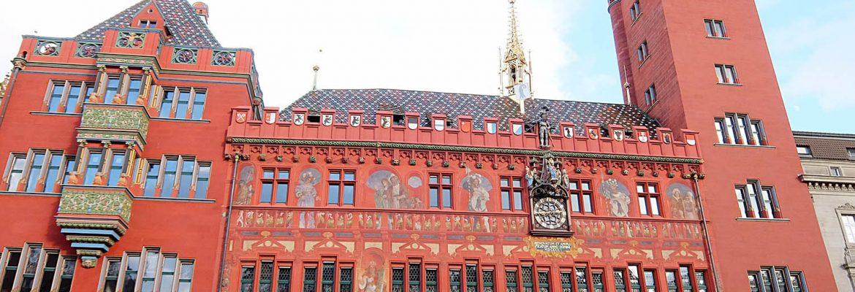 Rathaus Basel-Stadt, Basel, Switzerland