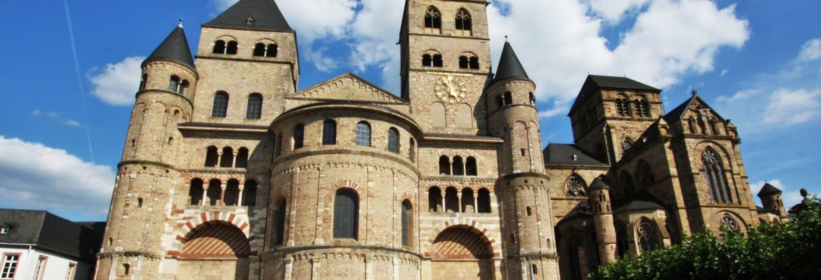 Trier Saint Peter's Cathedral, Trier, Germany