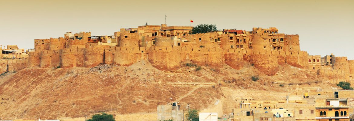 Jaisalmer Fort, Rajasthan, India
