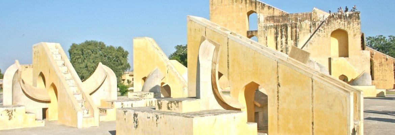 Jantar Mantar – Jaipur, Unesco Site, Rajasthan, India