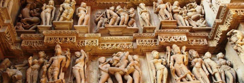 Khajuraho World Heritage, Madhya Pradesh, India