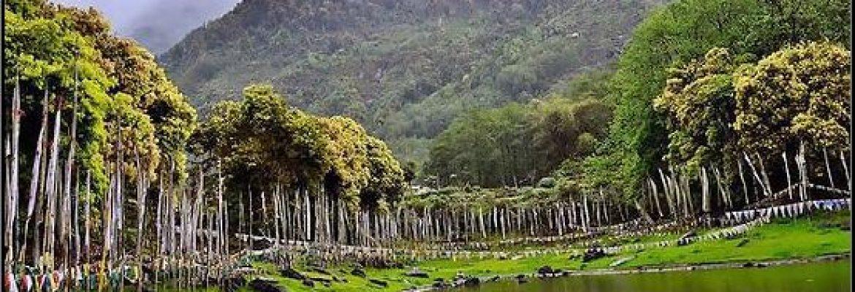 Khangchendzonga National Park, Unesco Site, Sikkim, India