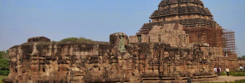 Konark Sun Temple,Odisha, India