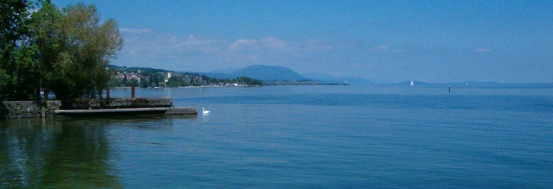 Lake Neuchâtel, Switzerland