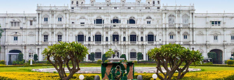 Jai Vilas Palace, Madhya Pradesh, India
