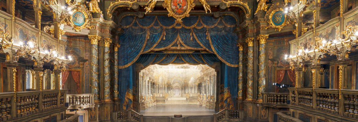 Margravial Opera House, Unesco Site,Bayreuth, Germany