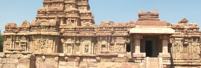 Group of Monuments at Pattadakal Unesco Site, Karnataka, India