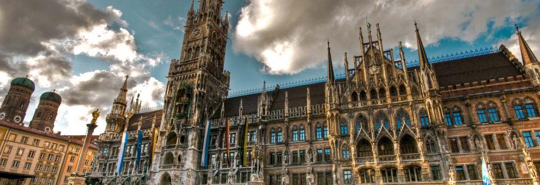 Neues Rathaus,München, Germany