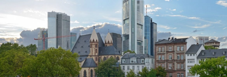 Museum Embankment,Frankfurt am Main, Germany
