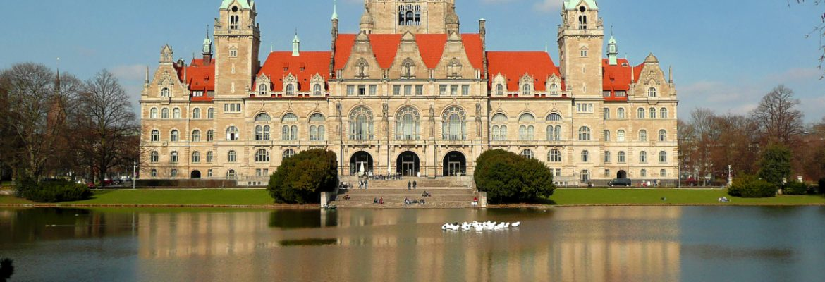 Hanover New Town Hall, Hannover, Germany