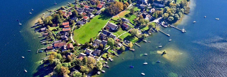 Lake Chiemsee,Chiemsee, Germany