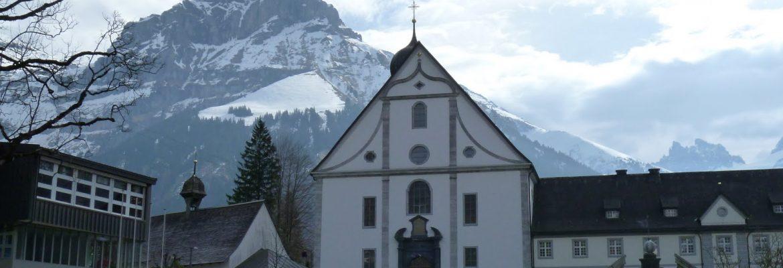 Engelberg Abbey,Engelberg, Switzerland