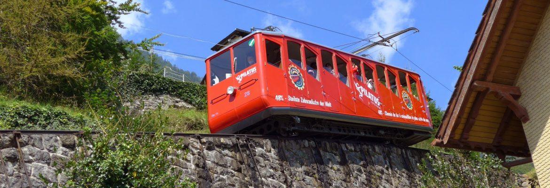 Mount Pilatus & Cog Railway,Alpnach, Switzerland