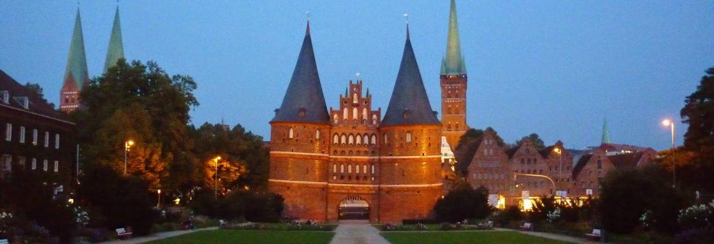 Museum Holstentor, Holsten Gate, Unesco Site, Lübeck, Germany