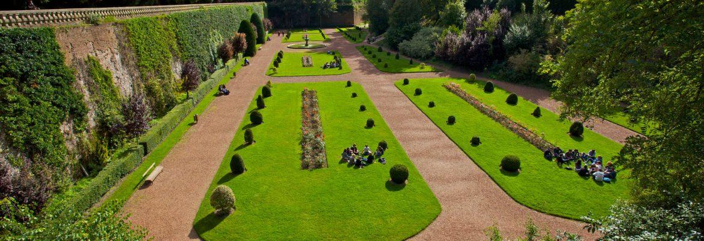 Le Jardin Public,Saint-Omer, Nord-Pas-de-Calais, France