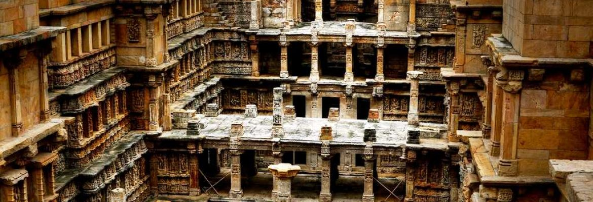Rani Ki Vav Unesco Site, Gujarat, India
