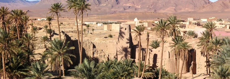 Figuig Oasis, Morocco
