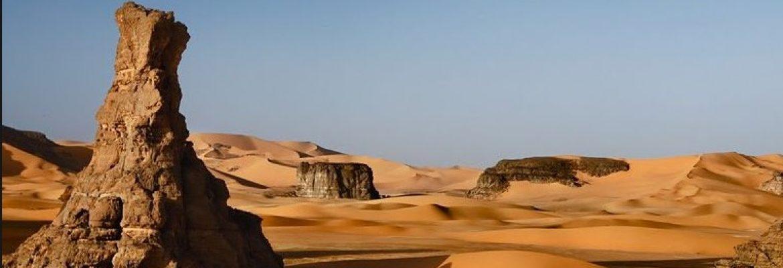 Merzouga, Hassilbied, Morocco