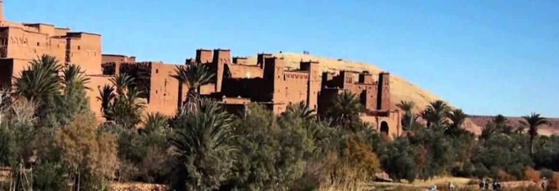 Ksar of Ait Ben Haddou, Ouarzazate, Morocco