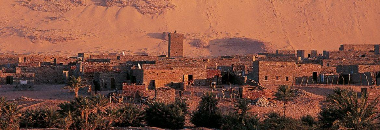 Ancient Ksour of Ouadane, Mauritania