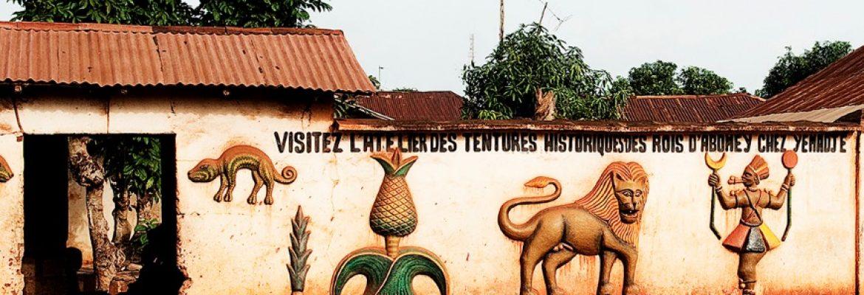 Royal Palaces of Abomey, Benin
