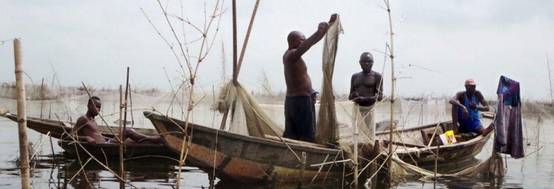 Lake Nokoue, Benin