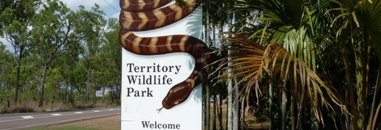 Territory Wildlife Park, NT, Australia