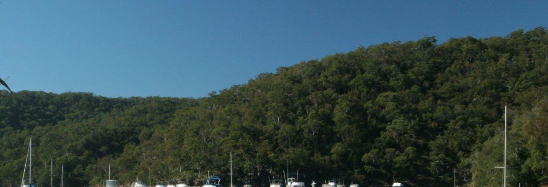 Ku-ring-gai Chase National Park, NSW, Australia
