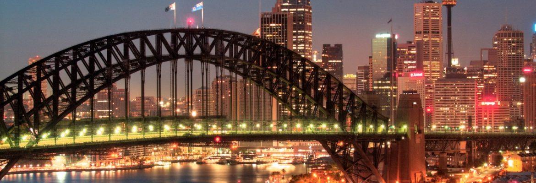 Sydney Harbour Bridge, NSW, Australia