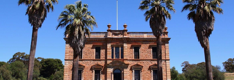 Martindale Hall, SA, Australia