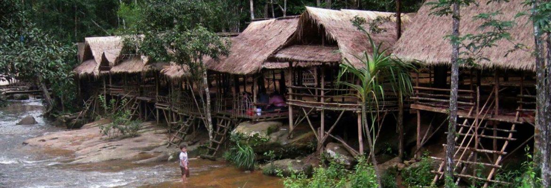 Phnum Bokor National Park, Cambodia