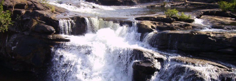 Tat Lo Water Fall, Laos