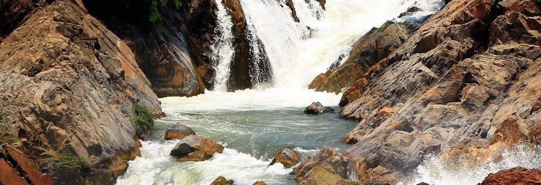 Li Phi Falls, Laos