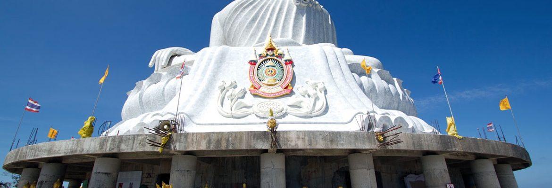 Big Buddha, Phuket, Thailand