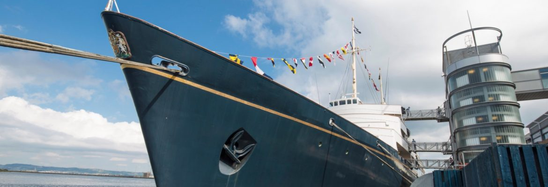 Royal Yacht Britannia, Scotland